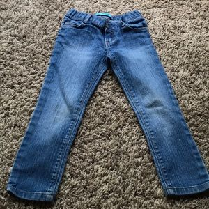 Old Navy Girls 4T Skinny Jeans